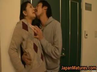 Ayane asakura 成熟した アジアの モデル has セックス part5