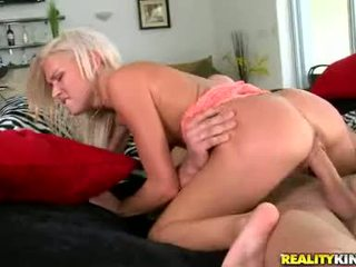 Nasty Sexy Kacey Jordan Acquires Constricted Slit Drilled Hard With Monster Rod