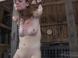 Slave gets ardous caning