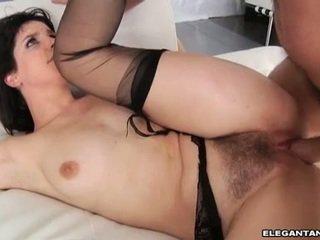 brunette kanaal, groot hardcore sex video-, groot hard fuck film
