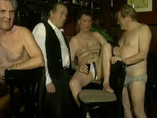 Dirty Old Mature Swinger Party