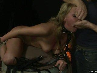 nieuw blondjes, vers pijpbeurt film, ideaal voet fetish vid
