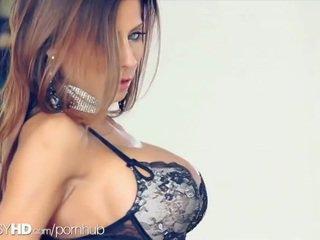 Madison ivy - seductive צרפתי עוזרת בית (fantasyhd.com)