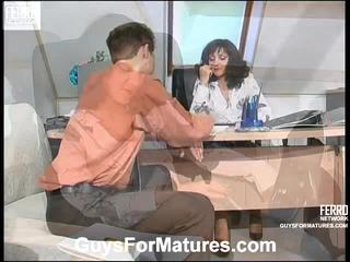 Esther And Gilbert Raunchy Mature Mov