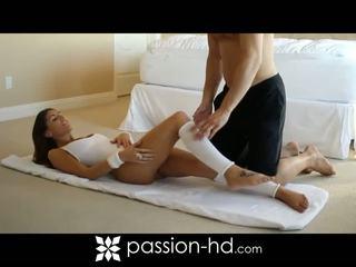 सेक्सी एरोबिक वर्काउट