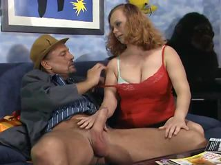 Hardcore action with a busty blonde milf