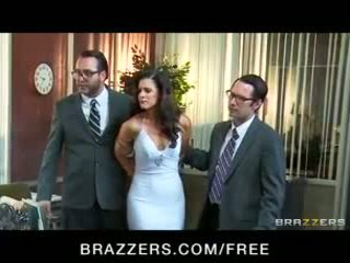 booty see, most double penetration, brazzers any