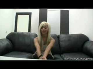 Kendall backroom casting couch Way Too