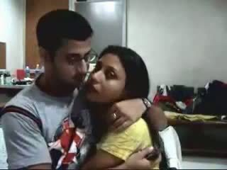 Arranged Couple's First Sex Tape
