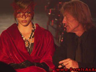 Sensuous pussys trong smut seduction ceremony
