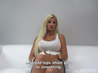 Casting czech porno Casting HD