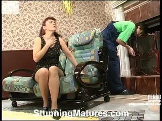 Lillian e marcus eccentrico matura film scena