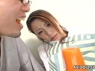 일본의 dolly tomoe hinatsu sucks 과 fucks