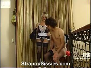 Irene And Jack Transsexual Dressed Pair
