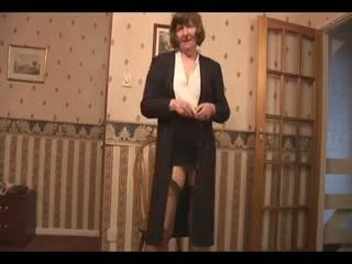 full granny great, fresh solo, real upskirt you