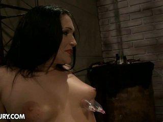 brunette neuken, echt piercings, gratis kut likken porno