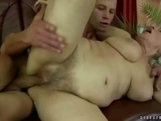watch granny you, full moms and boys best, any hairy ideal