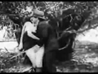 アンティーク ポルノの 1915 a フリー 乗り