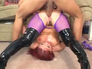 more redheads, latex porn, stockings