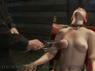 ideal torture vid, more tied clip, most domination