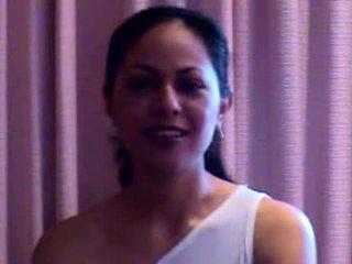 Casting a Mexicana Tania primera vez