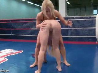 Jessie Volt vs Nikky Thorne