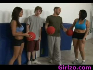quality sporty nice, hq ball great, quality angelina