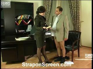 dikke kont, meest strapon sex neuken