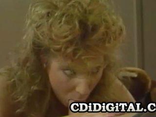 Mindy Rae Busty Retro Babe Riding A Dick