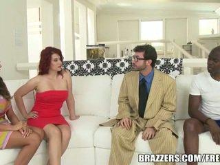 meer brunette, zien groep neuken porno, vers nice ass
