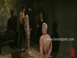 gay movie, see leather clip, bizzare