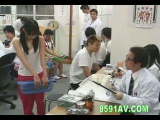 Aluna shamed physical examination 08