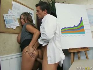 Trina Michaels Goes Ass To Mouth Video