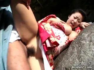 sesso hardcore, cazzo duro, giapponese, orientale