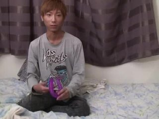 jong, japanse, kijken twink film