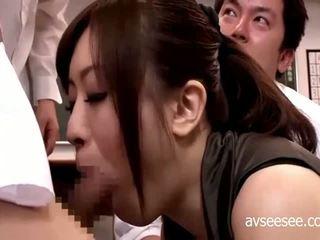 japanse, titjob, nominale bigboobs film