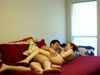 A mature hot stimulating matures self video