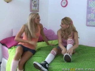 Two Stupid Teens Seduce Jordan
