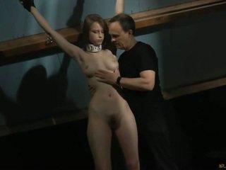 Spicier blowjob from hot slave beata undine