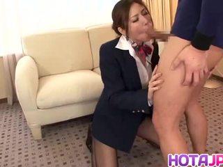 heet brunette, nice ass video-, meer japanse vid