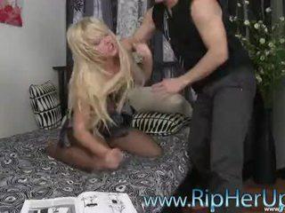 Seksowne carrie beasley ripped w górę & wymuszony raped (hd) www.forcevideos.com