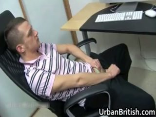 Kristian Kerner Jerrking Off His Fine Teen Pecker 2 By Urbanbritish
