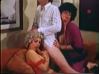 threesomes, vintage, hairy