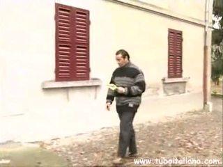hq vrouw, italiaans klem, controleren italiana actie
