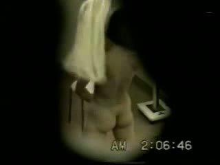 Spion camera prins mea tineri sister masturband-se standing
