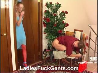 vol amateur meisje video-, strap on bitches gepost, meest strap on cun