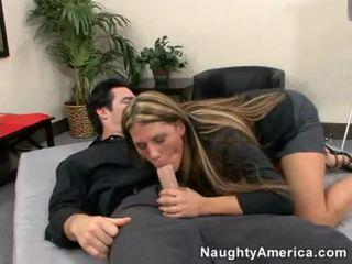 alle brunette porno, een hardcore sex porno, nominale pijpbeurt