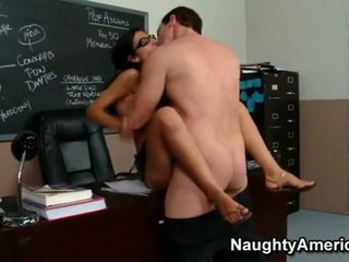 coed, fucking, student, glasses