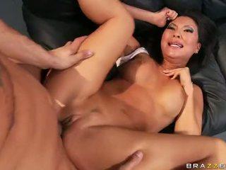 Ázijské pornohviezda asa akira gets a double penetration video