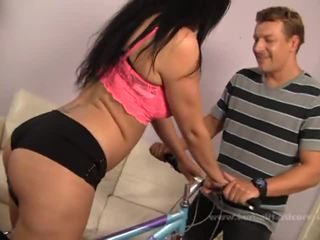 Madison Rose Bicycle Butt